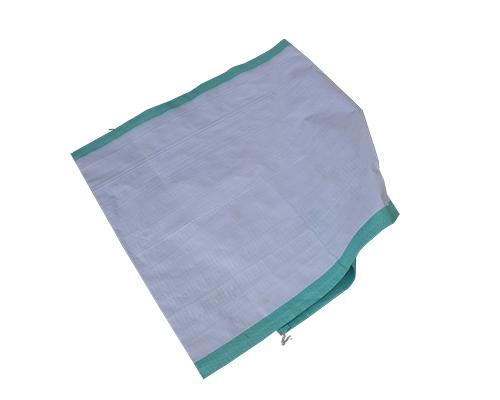 纯白编织袋